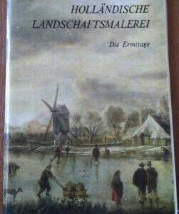 Голландский пейзаж. Комплект из 16 открыток