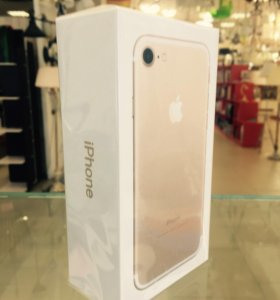 iPhone 7 32gb Gold (Золотой) НОВЫЙ ОРИГИНАЛ