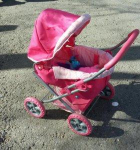Детская коляска для кукл