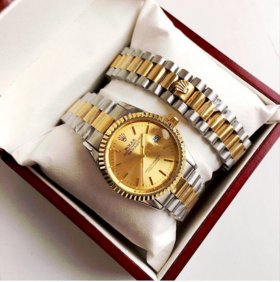 Rolex в золотое люкс🏆