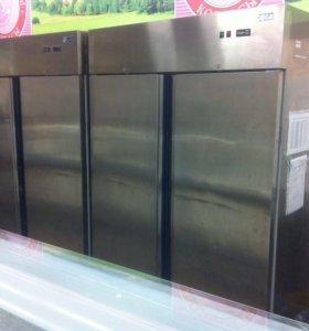 Шкафы холодильные из нержавейки для кухни бу