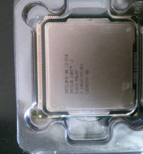 Процессор intel core i3 -550 3.2 GHZ/4M/09A