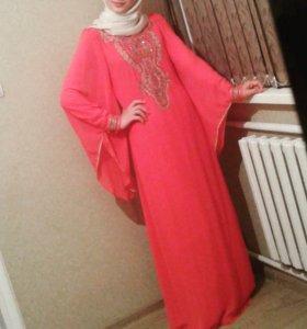 Платье полу абайя