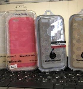 iPhone 6/6S силиконовые чехлы