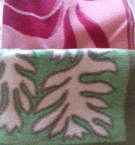 Одеяла чистошерстяные 2 шт.
