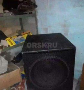 Концертное оборудование.