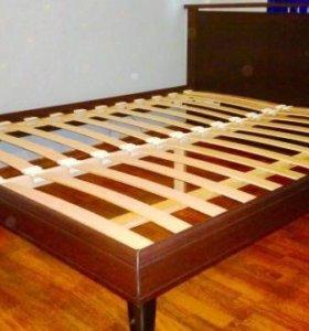 Кровать с матрацем!!!