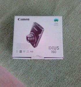Новый Фотоапарат lXUS 160