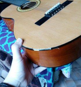 Акустическая гитара oscar shmidt