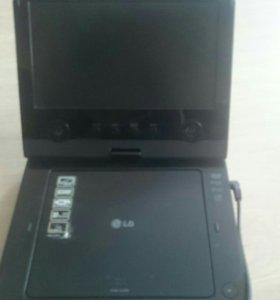 DVD портотивный LG
