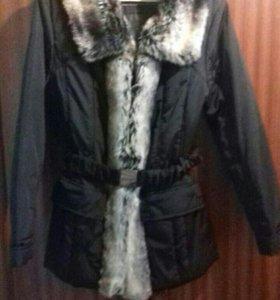 Куртка демисезонная р.XL (48)
