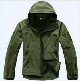 Новые тактические куртки Softshell 52/54 и 54/56