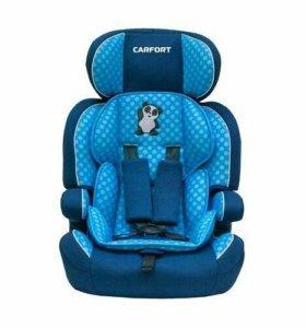 Новые автокресла Carfort Kid 05, 9-36кг.В наличии