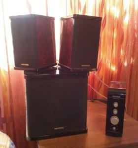 Аудиосистема для компьютера