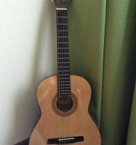 Акустическая гитара Hohner HC-06 + утепленый чехол