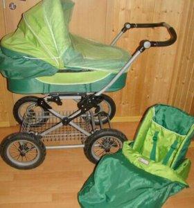 Детская коляска Amalfy simphonia (2в1)