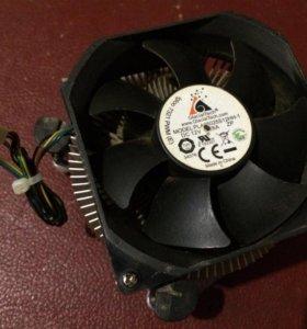 Охлаждение б/у на LGA 775