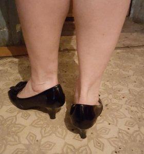 туфли 40размер