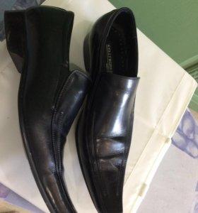 Ботинки кожаные Kelly Green