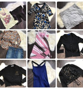 Armani Jeans,Gucci,RC,Byblos,Blumarine,DG и др.