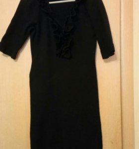 Мягкое, тёплое платье