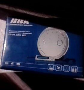 Старый дисковой мп3