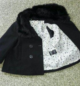 Пальто H&M, Куртка детские от 2 до 5 лет.