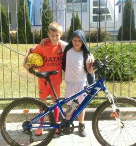 Велосипед скоростной, горный , подростковый