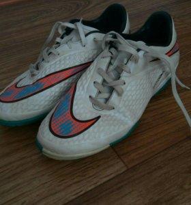 Футбольные шиповки Nike Hypervenom