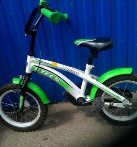 Детский велосипед Stels Arrow 3-4 года