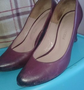 Туфли кожа р37
