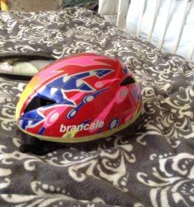 Детский шлем для вело и роликов