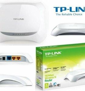 WiFi роутер TP-link TL-WR720N