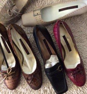 Женские туфли 43-44р Испания , новые