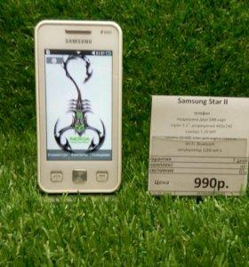 Телефон Samsung 2