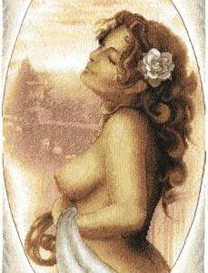 Картина ручной работы (вышивка крестом)