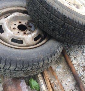 Диск r13 с шиной