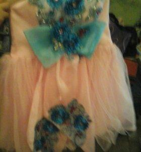 Платье 42 -44 размер