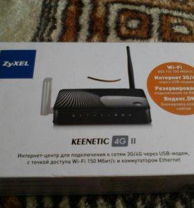 Wi-Fi роутер KEENETIC 4G