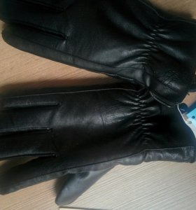 Мужские зимние перчатки