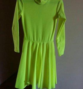 Продам платье для танцев