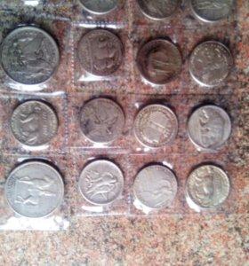 Юбилейные монеты США. Прошлый - позапрошлый век.