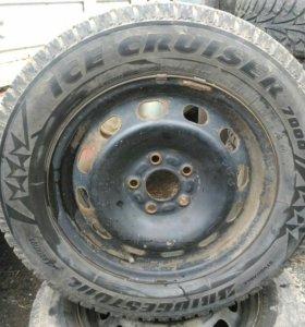 Зимние колёса форд фокус 2