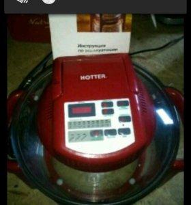 Аэро-гриль hotter 1037 classic Красный