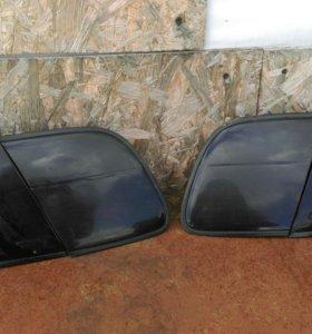 Фары задние Nissan almera N 15 хетчбэк
