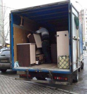 Мебельные Грузчики+Машина для перевозки