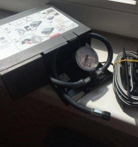 Audi компрессор для подкачки колёс