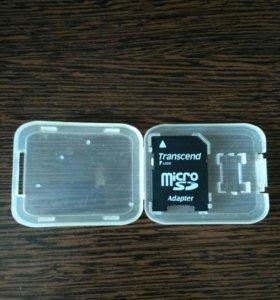 Adapter SD > micro SD