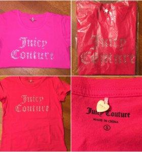 Футболка Juicy Couture, новая
