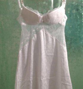 Свадебная сорочка новая